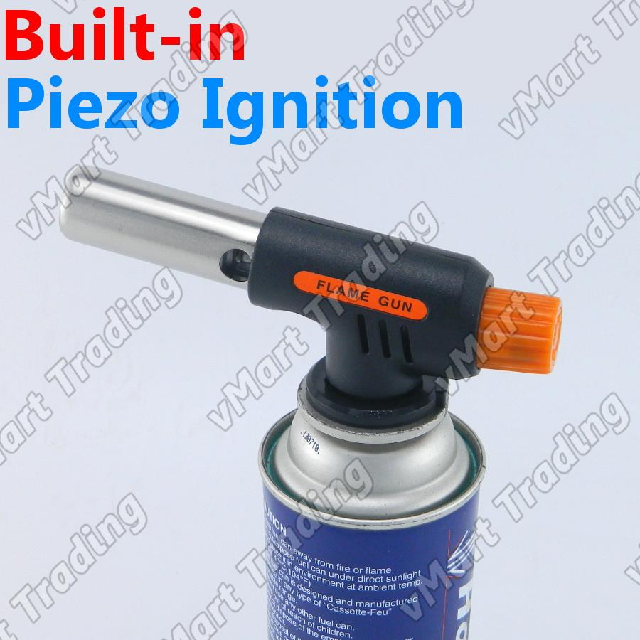 807 Multi-Purpose Butane Gas Torch with Auto Ignition