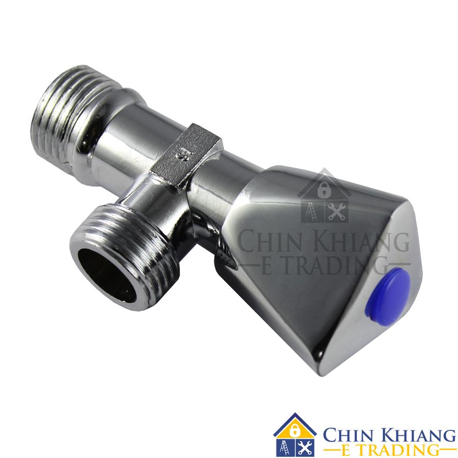 IS 8100AV2 Triangle Angle Valve 1/2' + Free Gift