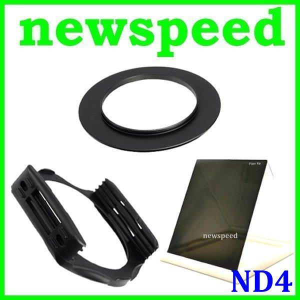 82mm SET Tianya Super Neutral Density ND4 Filter for Cokin P series
