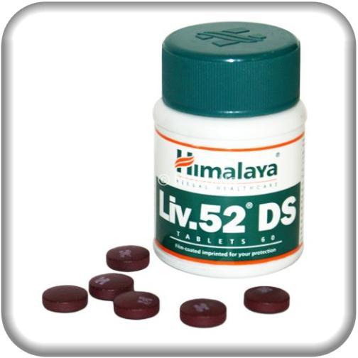 Herbal Himalaya Liv 52 DS