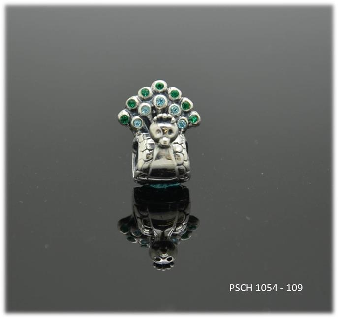 925 silver charm PSCH 1054