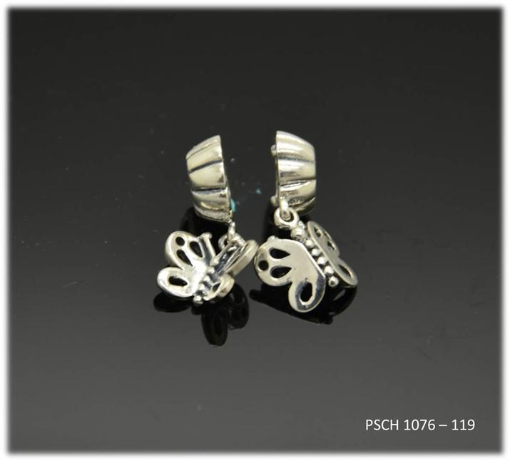 925 silver charm PSCH 1076