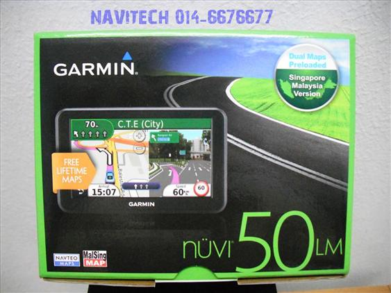 ~★Navitech★ Brand New Genuine Garmin Nuvi 50LM GPS + FreeGifts