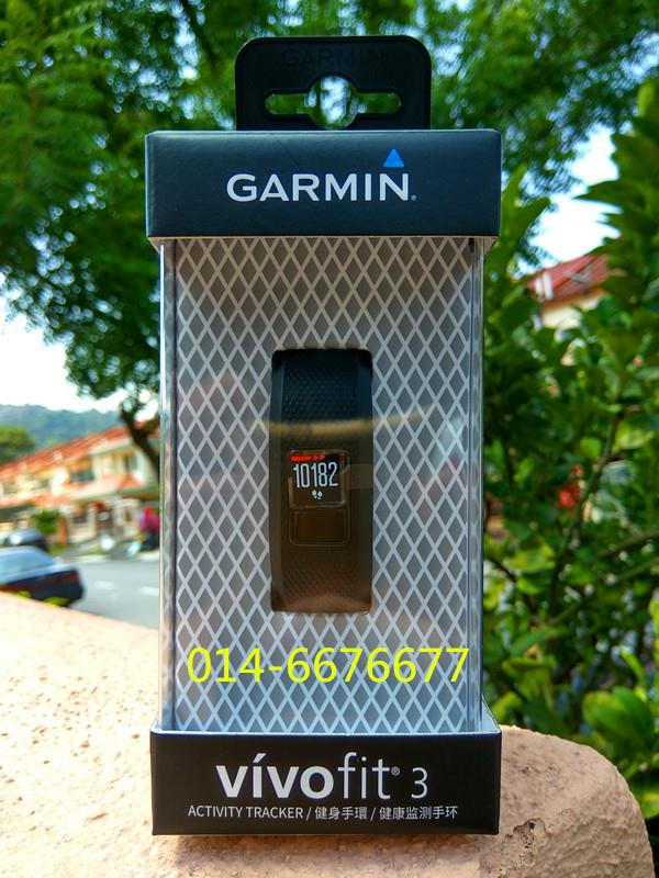 ~★Navitech★ New Original GARMIN Vivofit 3 Activity Tracker
