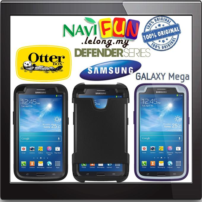 ★NEW! Ori Otterbox Samsung Galaxy Mega Defender Series