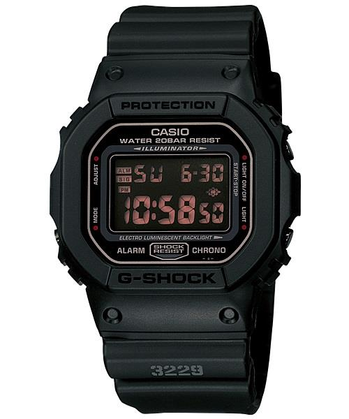 ★Special Promo★ G-SHOCK DW-5600MS-1 RED EYE 3229