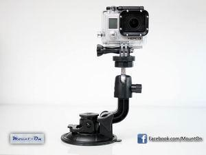 9cm Large Suction Cup Mount for GoPro 3/3+/ 4 ,SJ4000 & Digital Camera