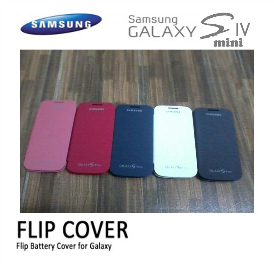[A11] samsung galaxy SIV S4 mini i9190 flip case casing VARIETY COLOR