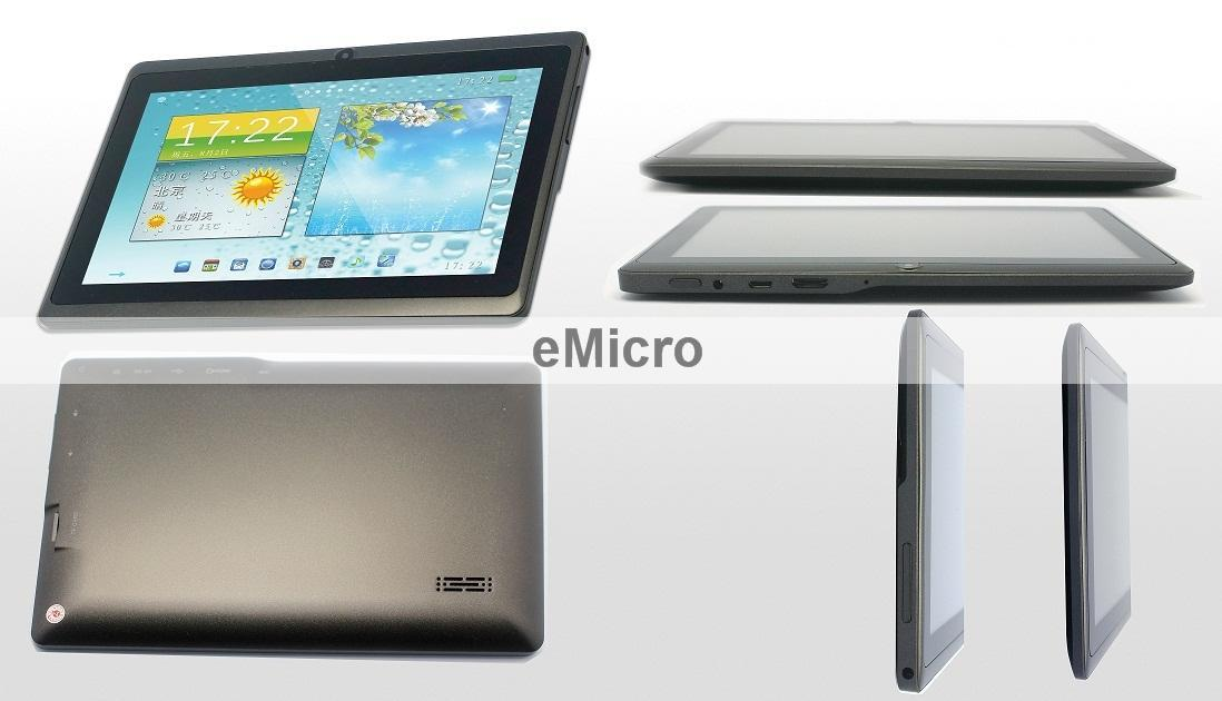 A13 Allwinners Tablet PC at very low price vs ainol