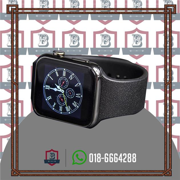 A9 Smart Watch (Heart Rate, Pedometer, Sleep Monitor)