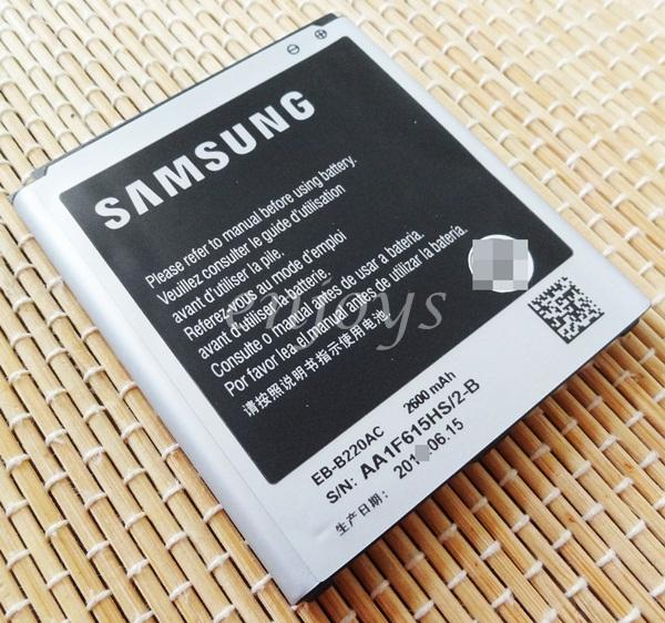 AA OEM Battery EB-B220AC Samsung Galaxy Grand 2 G7102 G7105 ~2600mAh