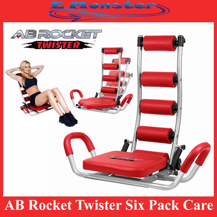 ab rocket twister how to use