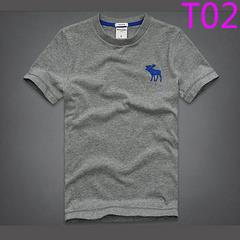 New Abercrombie & Fitch T1 Summer Men LOGO T-shirt