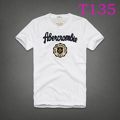 New Abercrombie Stamps LOGO T20 Fashion Summer Men T-shirt