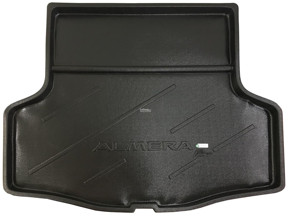 ABS Nissan Almera Luggage Boot Cargo Trunk Tray