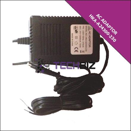 AC ADAPTER FOR DAHUA PTZ CAMERA