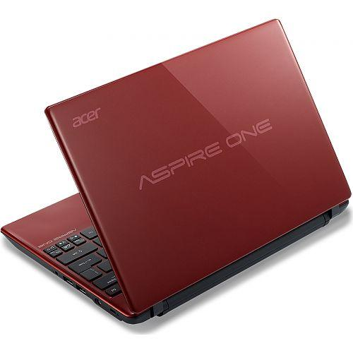 [NEW] Acer AO756 Netbook / Mini Laptop - Red / Silver ( W8 )