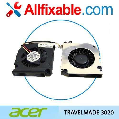 Acer Aspire 3045 5020 5021 5022 5023 5024 5025 5040 5042 CPU fan