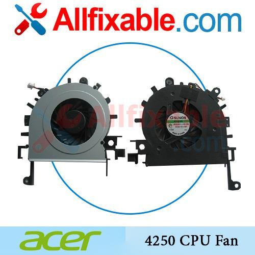 Acer Aspire 4250 4253 4552 4552G 4739 4739Z 4339 4749 cpu cooling fan