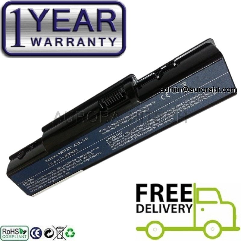 Acer Aspire 4310 4315 2930 AS07A42 AS07A51 AS07A52 AS07A72 Battery