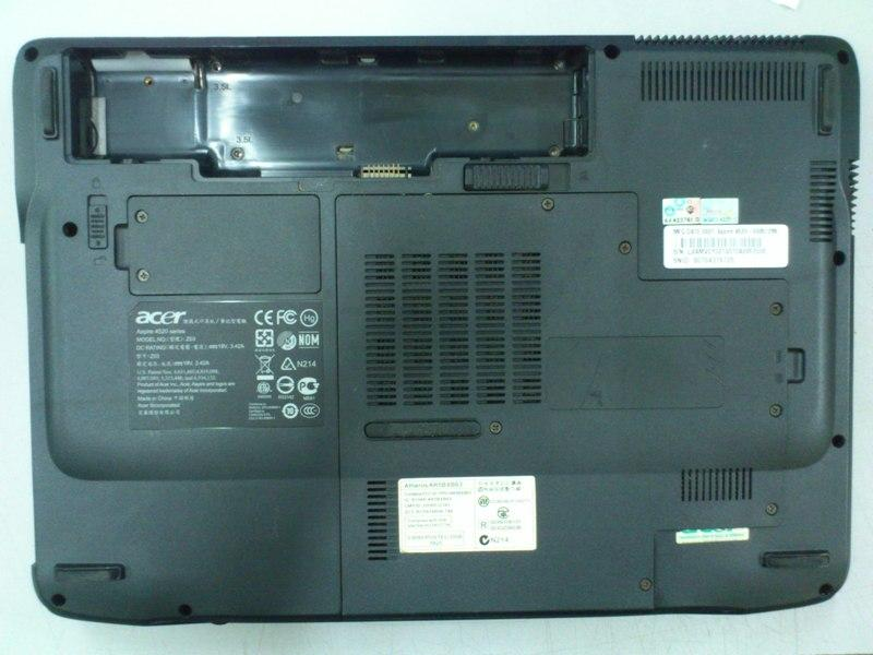 Acer Aspire 4520 Notebook Casing Bottom 280613