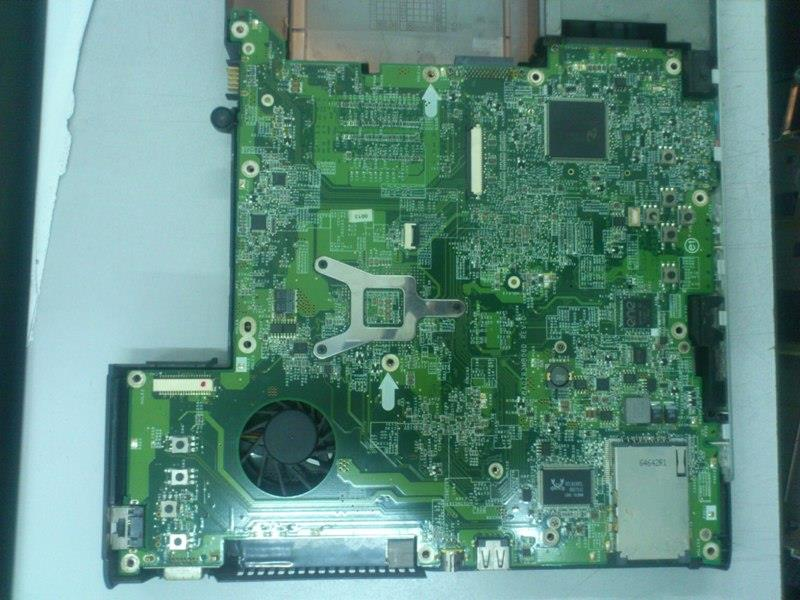 Acer Aspire 5050 Notebook Mainboard 251213