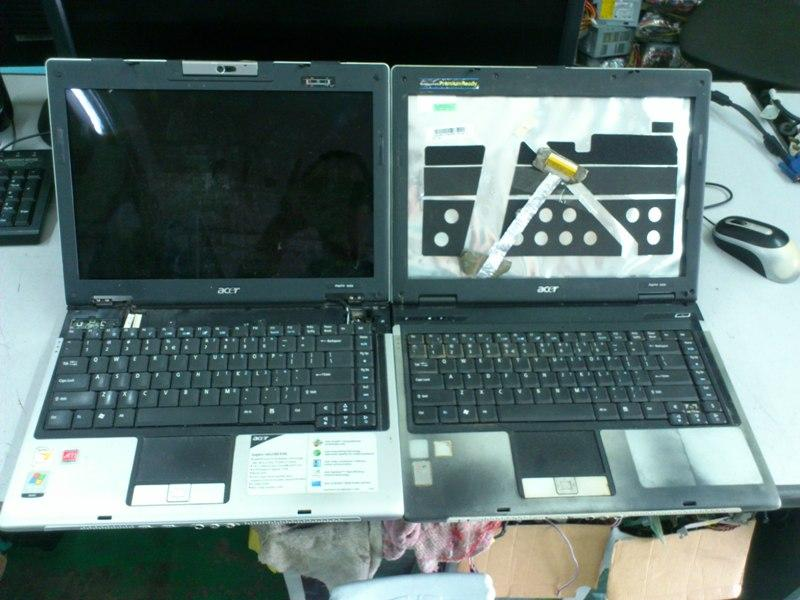 Acer Aspire 5050 Notebook Spare Parts 120813