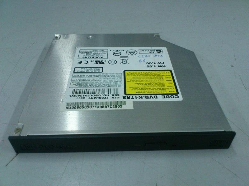 Acer Aspire 5580 Notebook DVD-RW Drive 030613