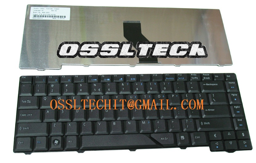 ACER Aspire 6935 4937 4530 4720 5530 5730 5520 4310 4937G Keyboard