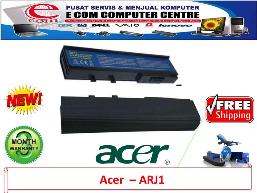 Acer Aspire ARJ1 Series Laptop Battery