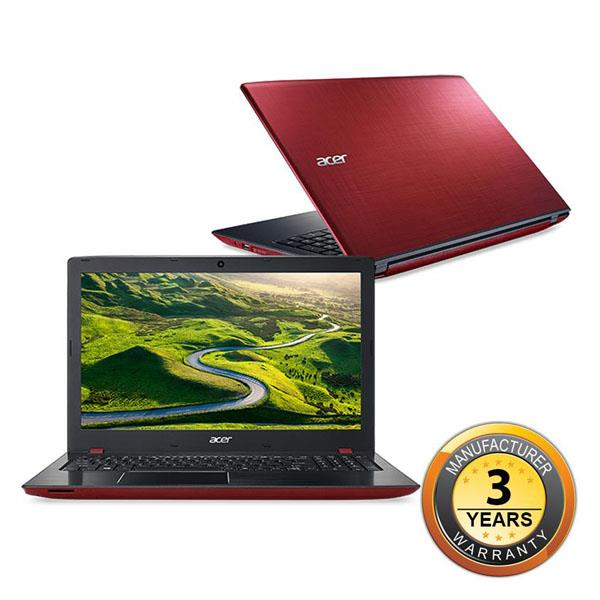Acer Aspire E 15 E5-575G Core i5-7200 Full-HD Notebook-Black/Red/Blue