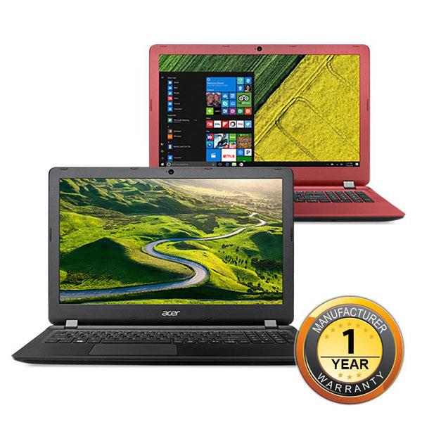 Acer Aspire ES 15 ES1-533-C24Q/C74Y Notebook-Black/ Red
