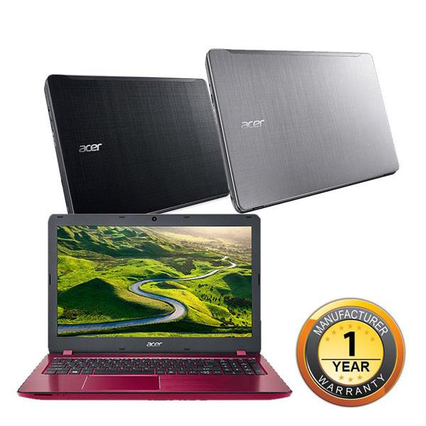 Acer Aspire F 15 F5-573G-556W/56UR Notebook- Rococo Red/Sparkly Silver