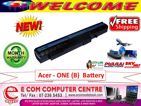 ACER ASPIRE ONE A150.A110.ZG5.571 LAPTOP BATTERY
