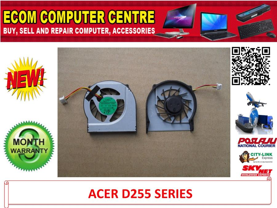 ACER Aspire One D255 D255E CPU FAN