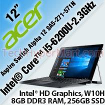 ACER ASPIRE SWITCH ALPHA SA5-271-571N LAPTOP/ NOTEBOOK