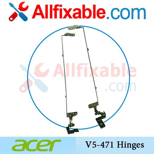 Acer Aspire V5-471 notebook laptop hinges