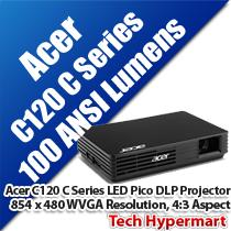 ACER C120 C SERIES LED PICO DLP PROJECTOR