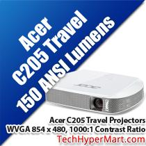 ACER C205 TRAVEL PROJECTOR