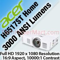 ACER H6517ST HOME PROJECTOR