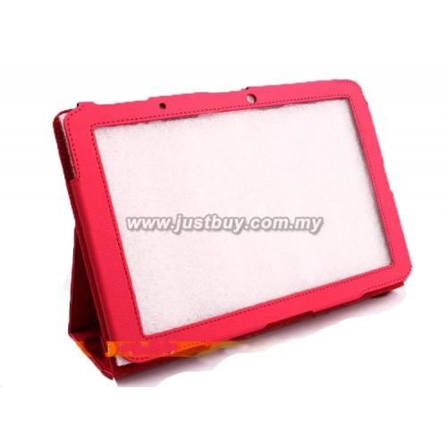 Acer Iconia A510/A511 Leather Case - Red