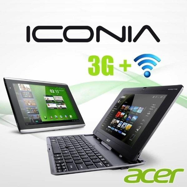 Acer iconia tab w501 3g - 02223