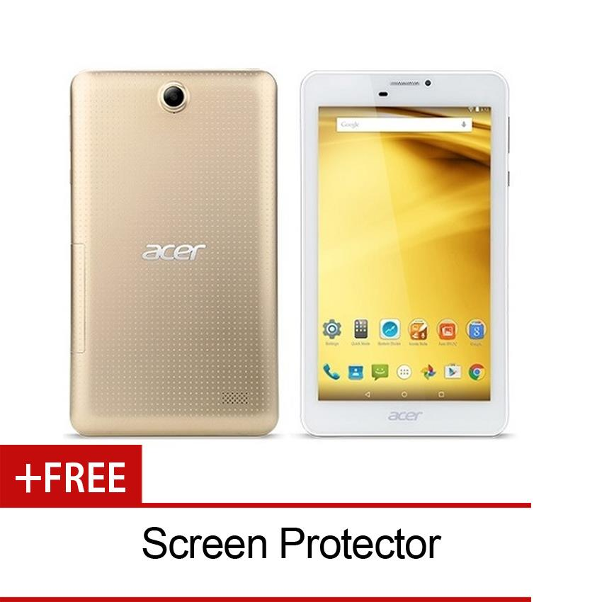 Acer Iconia Talk 7 B1-723 16GB (Gold)+ Free Screen Protector