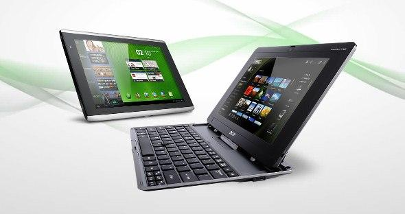 New Acer Tablet