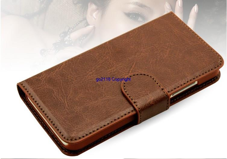 Acer Liquid Z330 PU Leather Magnetic Standable Flip Case Cover Casing