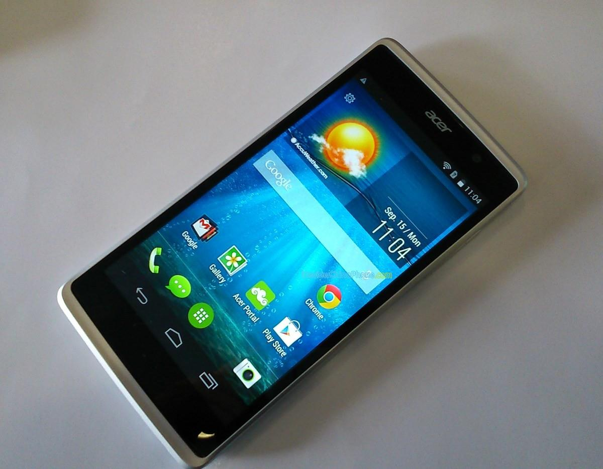 ACER LIQUID Z500 CLEAR SCREEN PROTECTOR
