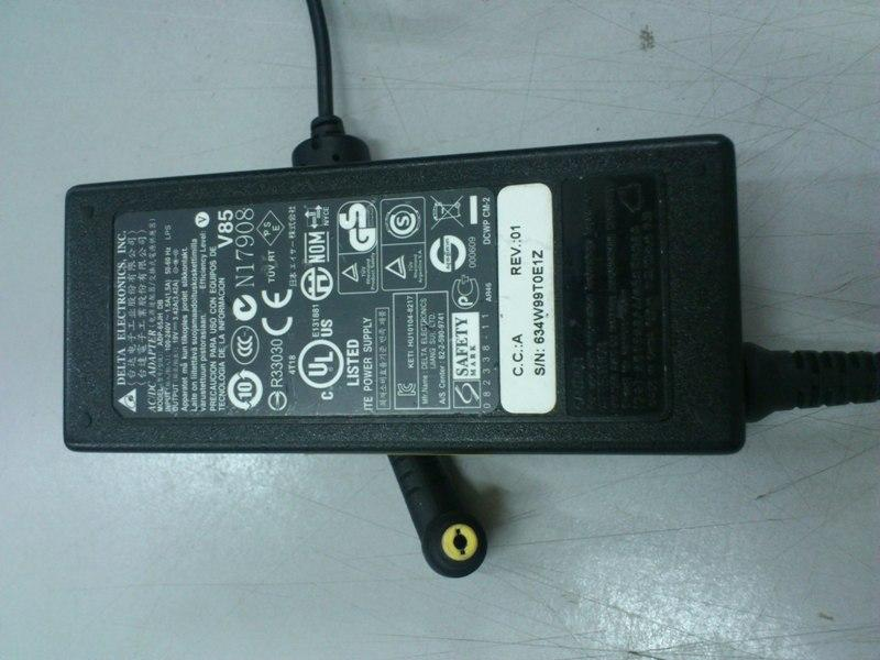 Acer Notebook Power Adaptor 19V 3.42A 050713