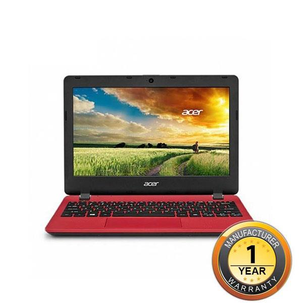 Acer One 14 Z1402-31ZJ/ 343F Notebook-Charcoal Black/ Red