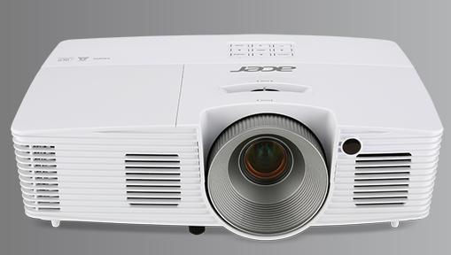 Acer Projector X123PH VGA RCA S-Video HDMI