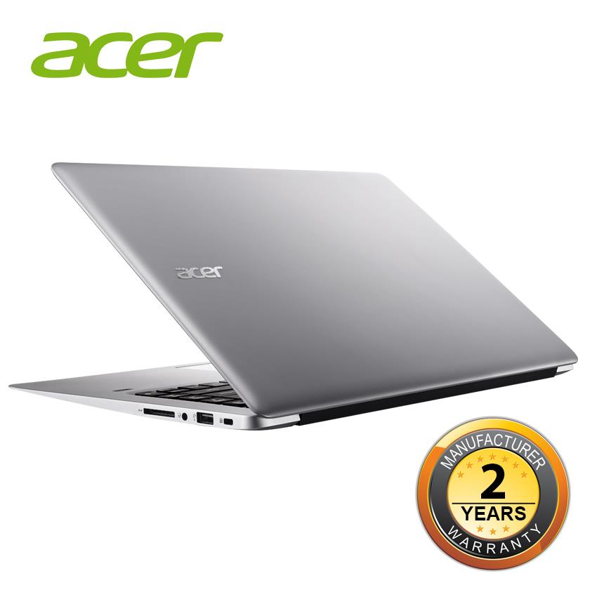 Acer Swift 3 11 SF314-51-53ZN/57DL Notebook-Luxury Gold/Sparkly Silver